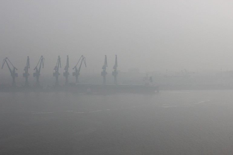 Beijing's anti-smog plans include steel cuts and shifting coal shipments from Tianjin