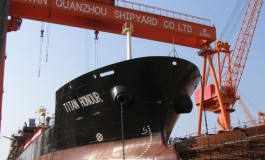 Titan Quanzhou Shipyard ruled to pay $79m to creditor