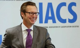 New IACS chairman promises to gear class up for the digital era