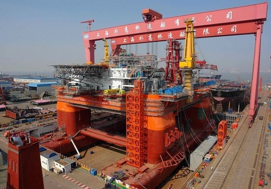 Waigaoqiao Shipbuilding enters arbitration with ESSM over jackup delay