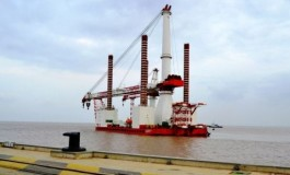 Shanghe Offshore orders wind installation platform at Wuhan Marine Machinery