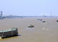 Yangtze delays expected