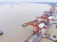 Two Yangtze River shipping alliances established