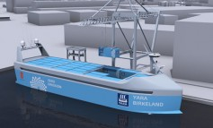 Norwegian government chips in $17m to help build world's first autonomous boxship
