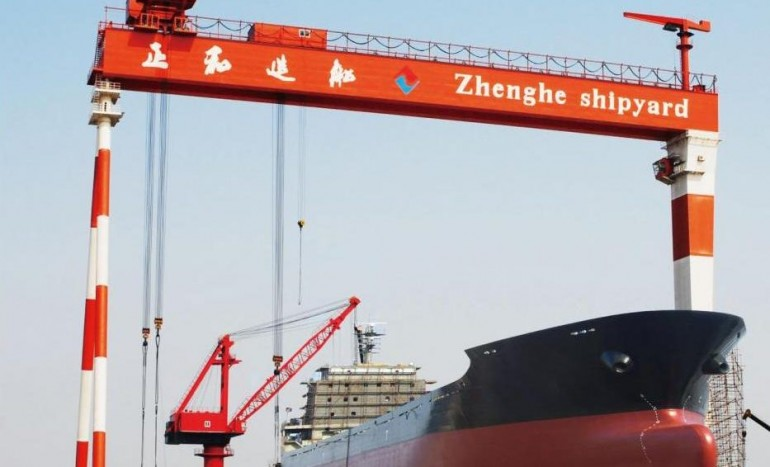Zhenghe Shipbuilding seeks new investors