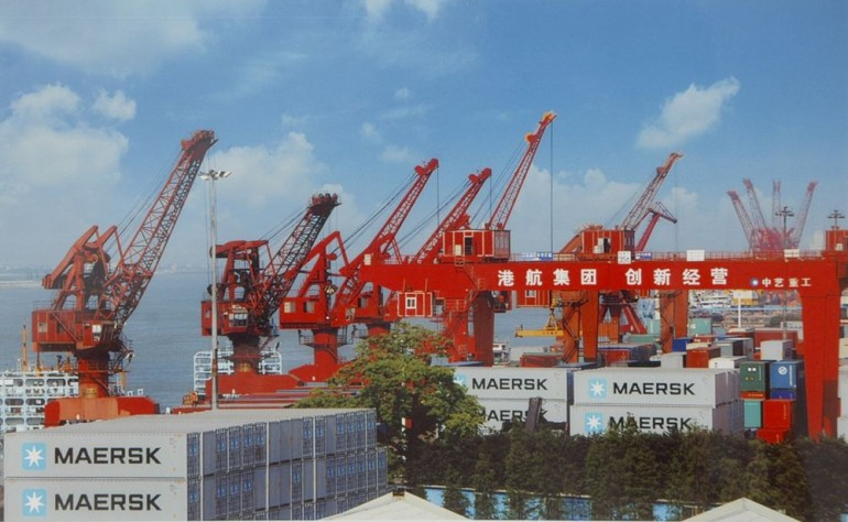 China Merchants Port Holdings acquires major stake in Zhongshan Port