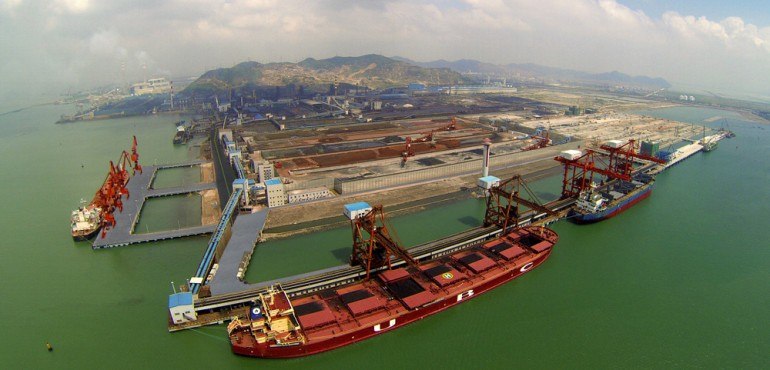 Zhuhai Port raises $224m to build huge bulker fleet